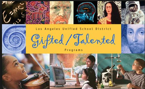 gifted talented banner